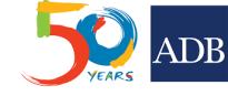 ADB_50_years_logo
