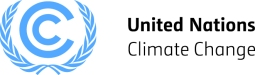 New logo UNFCCC CC blue and black